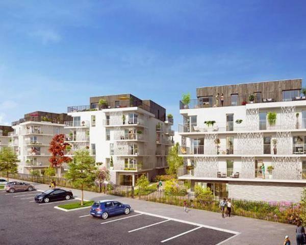 Appartement 3 pièces 64m² 77 Torcy - 21375 14770