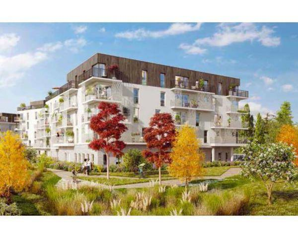 Appartement 2 pièces 52.27 m² 77 Torcy - 21376 14770