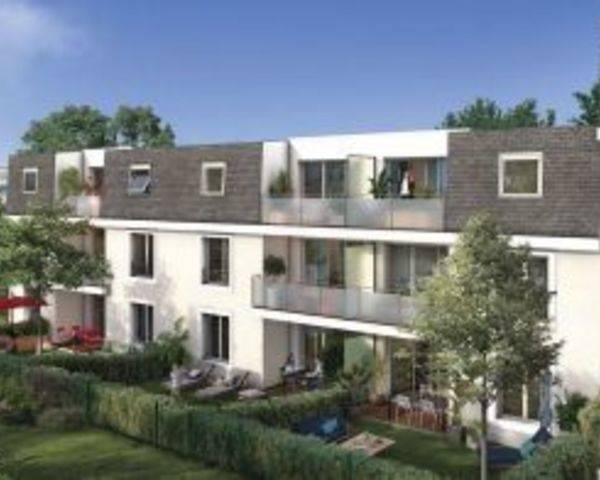 Appartement 2 pièces 47.5m² 77000 Melun - V1 002