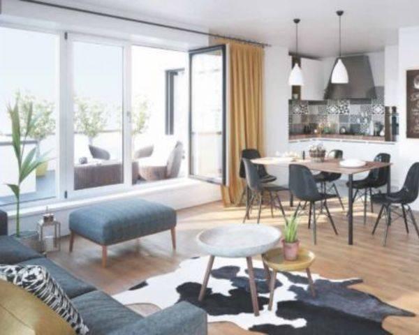 Appartement 3 pièces 59m² 77220 Gretz-armainvilliers - Gretz 2