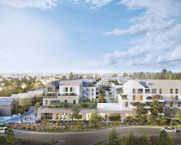 Appartement 4 pièces 79m² 77680 Roissy-en-brie - Roissy-en-brie 2