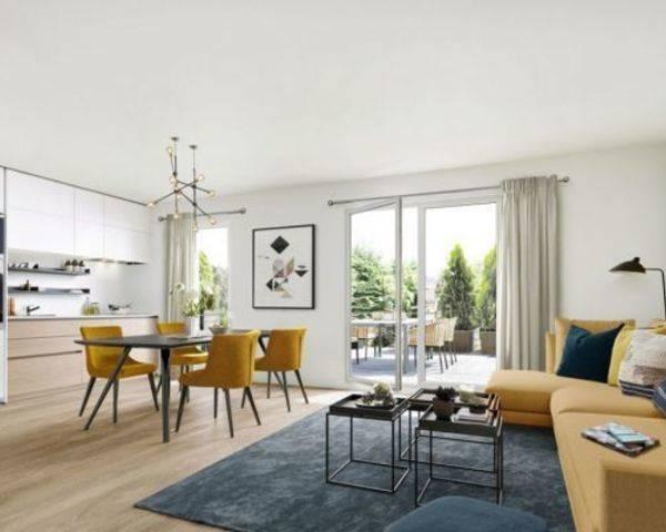 Appartement 3 pièces 60m² 77680 Roissy-en-brie - Roissy-en-brie