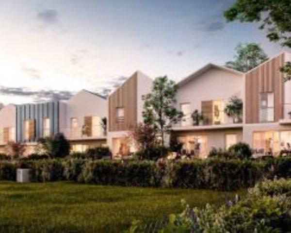 Appartement 4 pièces 78m² 77 Montévrain - V1