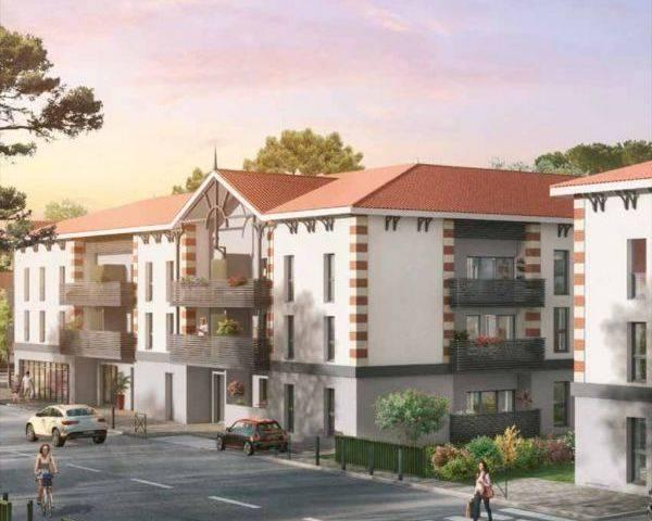Appartement T2 dans nouvelle résidence proche Arcachon - Thumb