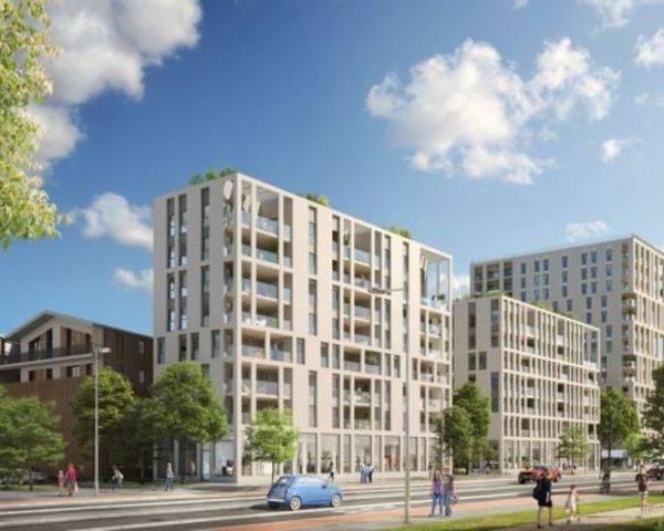 Appartement T4 duplex dans nouvelle résidence à Bordeaux - Thumb  1
