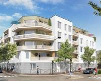 92290 CHATENAY- MALABRY - APPARTEMENT NEUF- 3 PIECES - 66m² - Photo immeuble