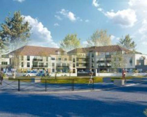 Appartement 2 pièces 41.55m² 77 Dammarie-Les-Lys - V1