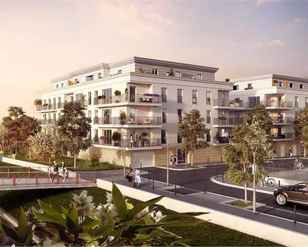 Appartement Chelles 63.40m² - Programme-neuf-appartement-chelles-villa-louise-adelaide 3639772 d