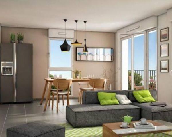 Appartement T3 dans nouvelle résidence à Billère - Thumb