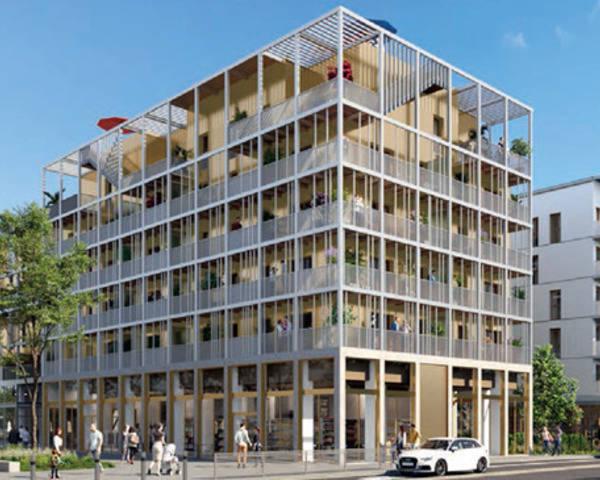 Appartement 2 pièces 38.8m² 77600 Bussy-saint-georges - Agora-parc-2-pers photo principale