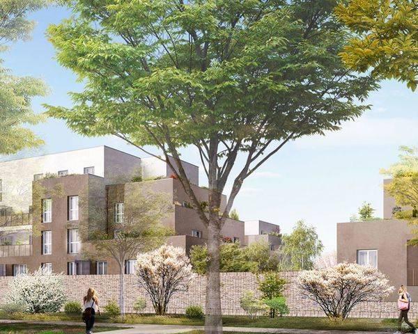Appartement 4 pièces 81m² + terrasse 36m² 77 Lieusaint - V2 002