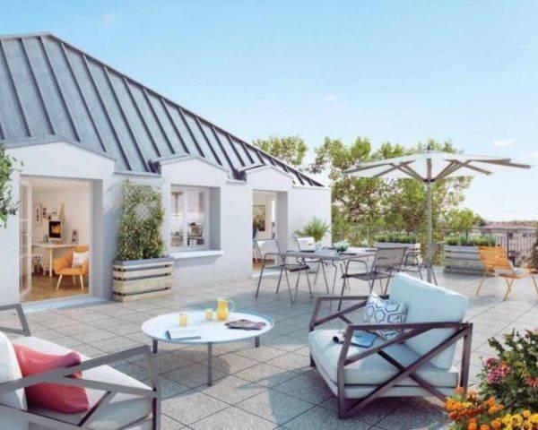 Appartement 2 pièces 44 m² - Photo 1