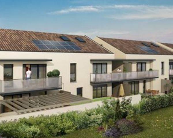 A Lardenne, en petite copropriété Villa T4 en R1 pour décembre 2021 - Ardena pers