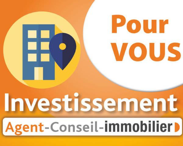 Investissement locatif: T1 meublé en résidence étudiante; Brest - T1