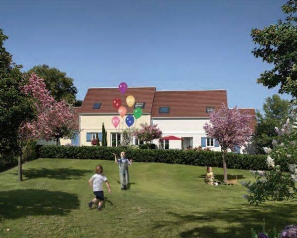 maison individuelle, T3, 56 m² - Wood-park-3