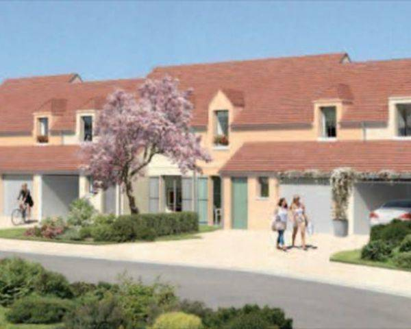 maison individuelle, T3, 56 m² - Wood-park-7
