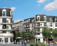 T3 neuf 68 m² Corbeil essonnes - Coeur-de-ville-1