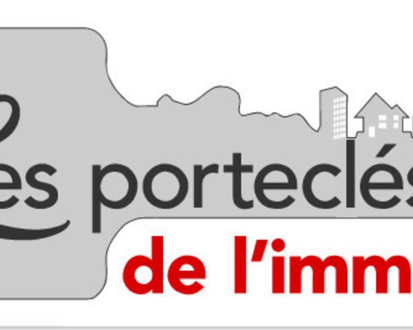 T3 neuf 68 m² Corbeil essonnes - Les portecles immo logo