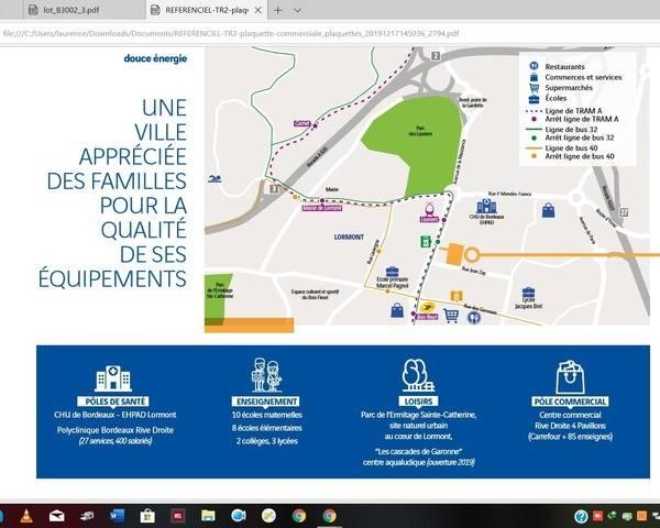 Maison neuve individuelle de 64 m2 à Bordeaux Lormont - Capture d écran  96