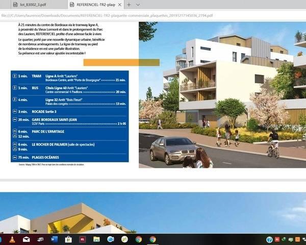 Maison neuve individuelle de 64 m2 à Bordeaux Lormont - Capture d écran  97