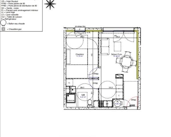 T2 - 40 m² - Octeville sur mer / Le Havre - Screenshot 20200118 025934