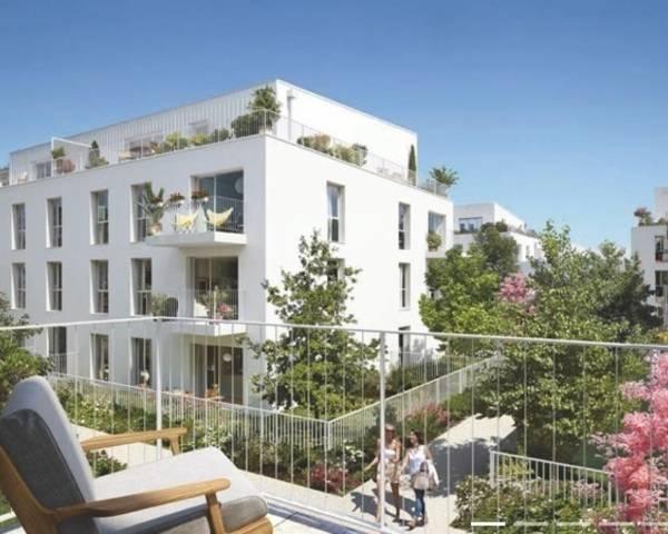 Appartement 3 pièces 63,3 m² - Saint louis 1