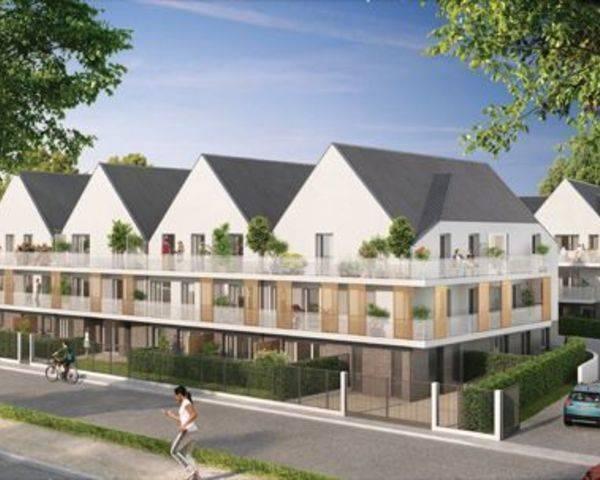 Appartement 2 pièces 47 m² - Bonni 1