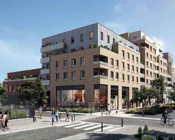 Appartement 5 pièces 88.7m² 94 Champigny-sur-marne - Eclosion-pers photo principale