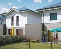 Cranves Sales - Nouvelle maison 4 pièces de 82 m2 - Cranv23 zoom