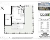 Cranves Sales - Nouvelle maison 4 pièces de 82 m2 - Lot v1