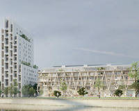 A Huningue, Appartement haut de gamme au 15ème et dernier étage  - Jetees-bogen-2 photos site 20200218163543 6239