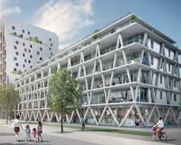 A Huningue, Appartement haut de gamme au 15ème et dernier étage  - Jetees-bogen-3 photos site 20200218163543 9090