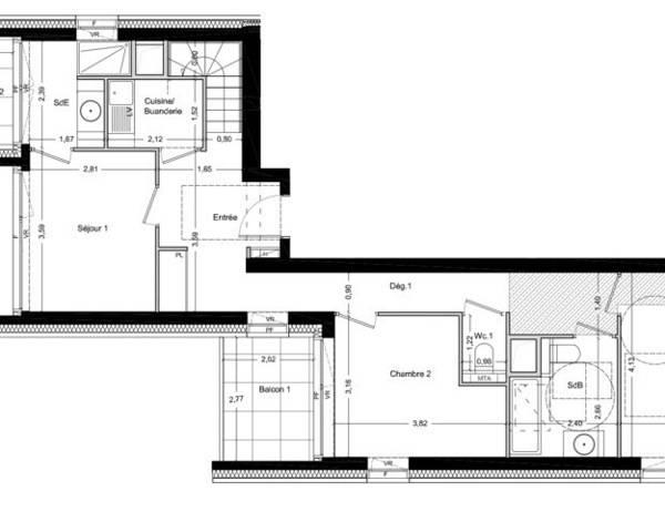 A Huningue, Appartement haut de gamme au 15ème et dernier étage  - Image 08-07-2020 à 16.42
