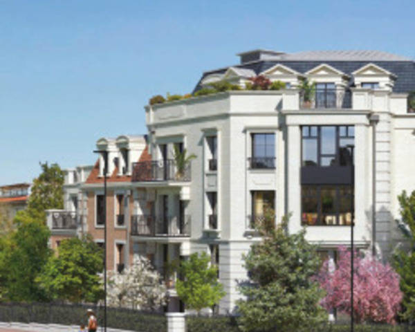 Vente appartement 4 pièces - Place du Garde - Clamart1