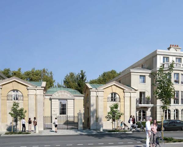 Appartement 4 pièces 79m² 77700 SERRIS - Domaine-regence-1 photos site 20200807111722 6346