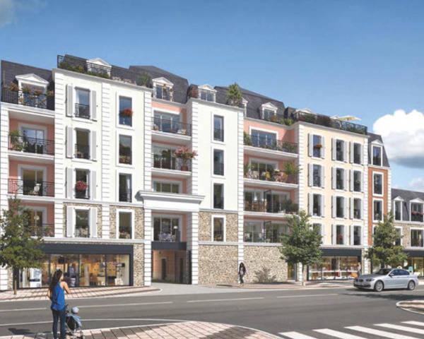 Appartement 4 pièces 83m² 77500 Chelles - Villa-du-parc-pers photo principale