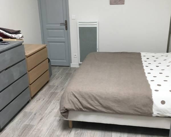 appartement rénové avec gare à pied - Img 2110