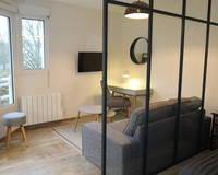 F2 meublé / Parc du Savoy / Proche Parc / Avon - Img 0819