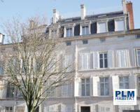 Nancy place Carnot, T2 meublé de caractère, 57 m2 - Immeuble 14 carnot