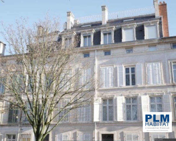Nancy place Carnot, bureau 13 m2 pour indépendant - Immeuble 14 carnot