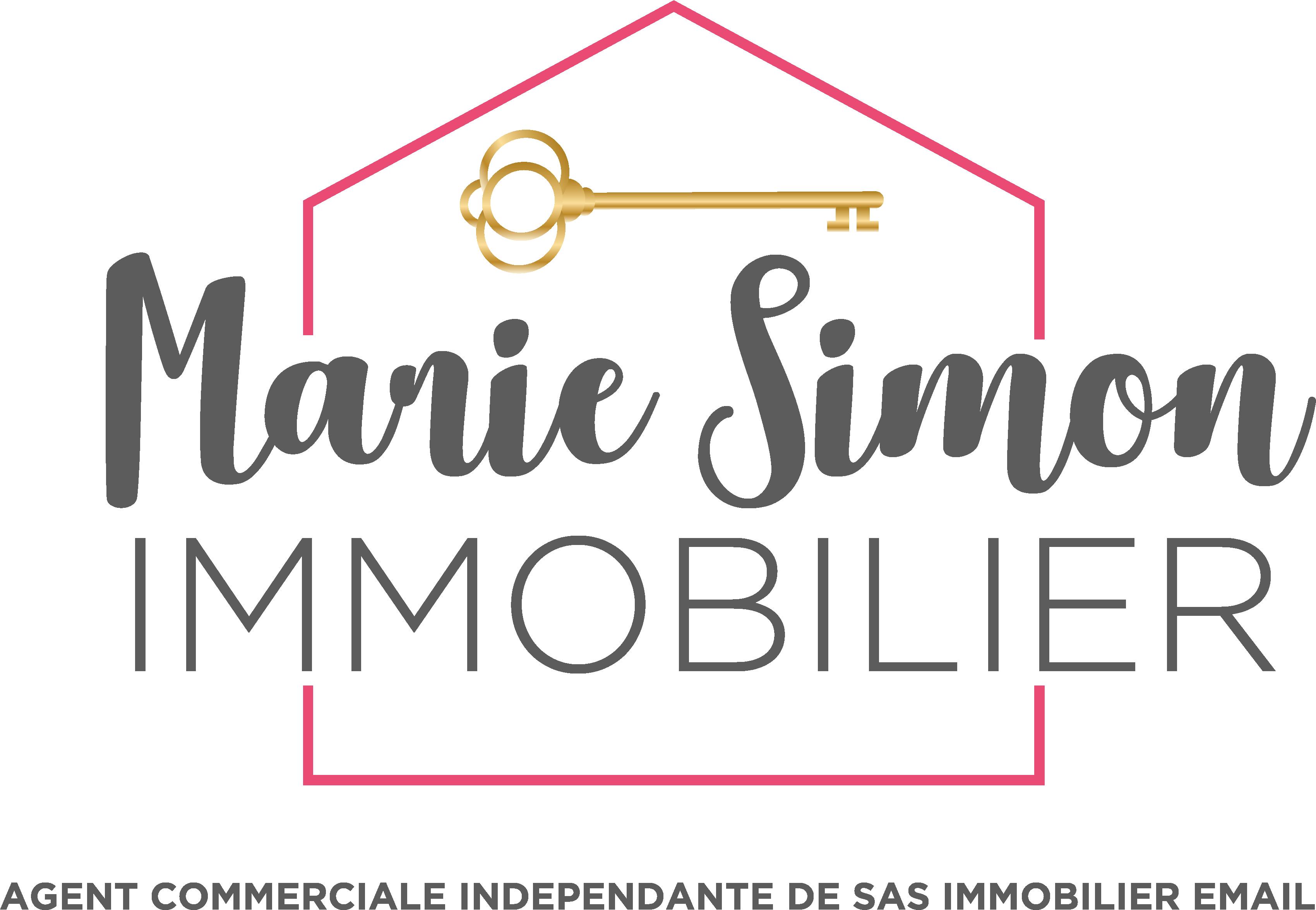 Marie SIMON, agent commerciale indépendante sous l'enseigne : Marie SIMON Immobilier