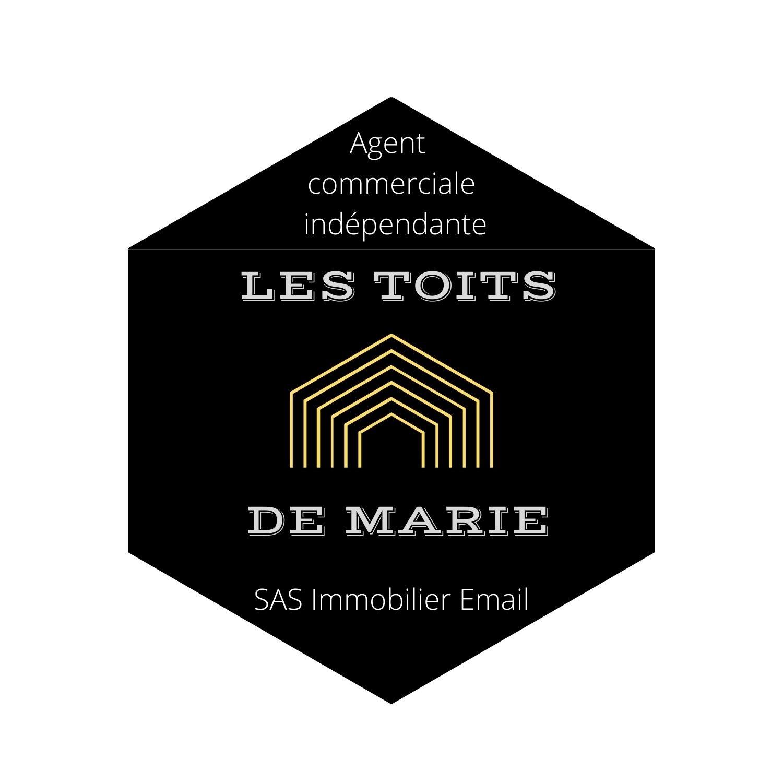 Mariette VIZCAINO, agent commerciale indépendante sous l'enseigne : LES TOITS DE MARIE
