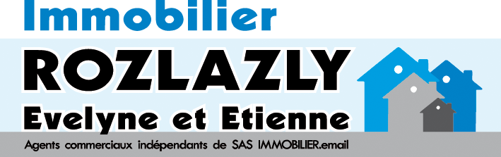 Evelyne et Etienne ROZLAZLY immobilier