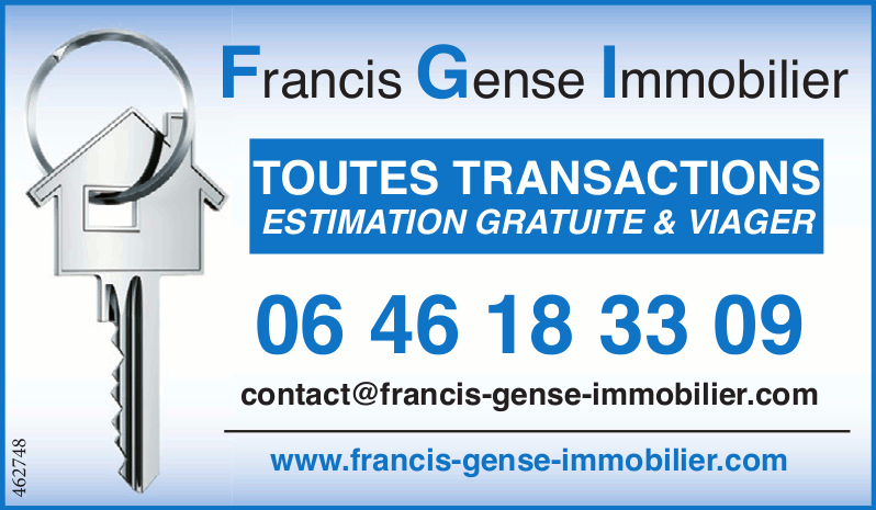 Francis Gense Immobilier