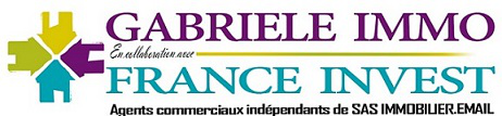 David Gabriele, agent commercial indépendant sous l'enseigne: Gabriele-immo