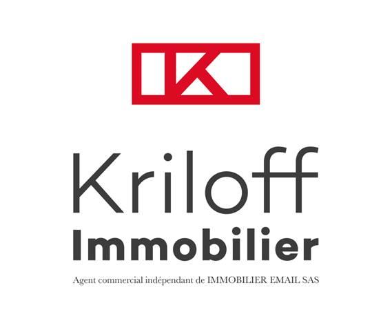 Sébastien krillof agent commercial indépendant sous l'enseigne : KRILOFF IMMOBILIER