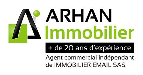 Gaêl Arhan agent commercial indépendant sous l'enseigne : Arhan Immobilier