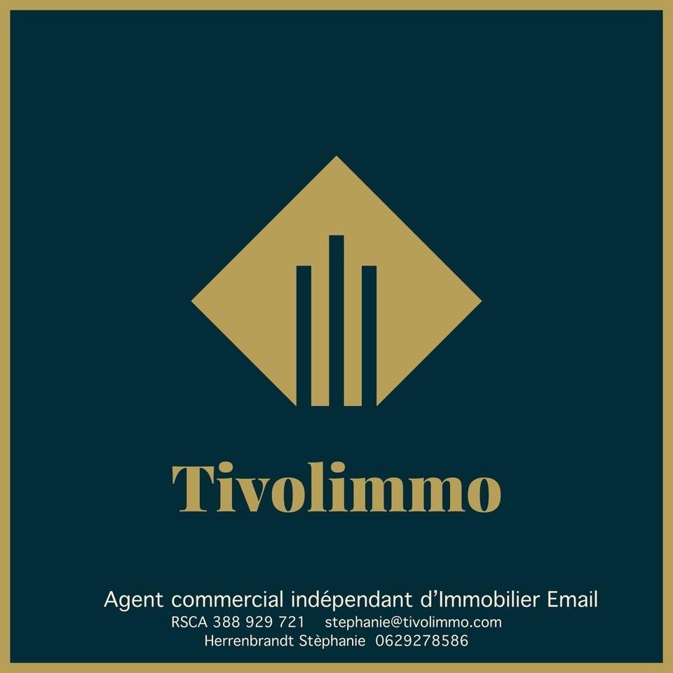 Stéphanie HERRENBRANDT, agent commercial indépendant sous l'enseigne : TIVOLIMMO