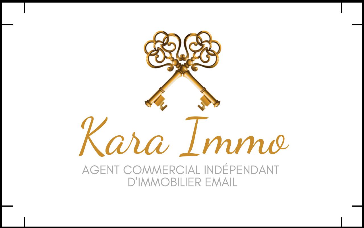 Sarah CATALDI, agent commercial indépendant sous l'enseigne : KARA IMMO