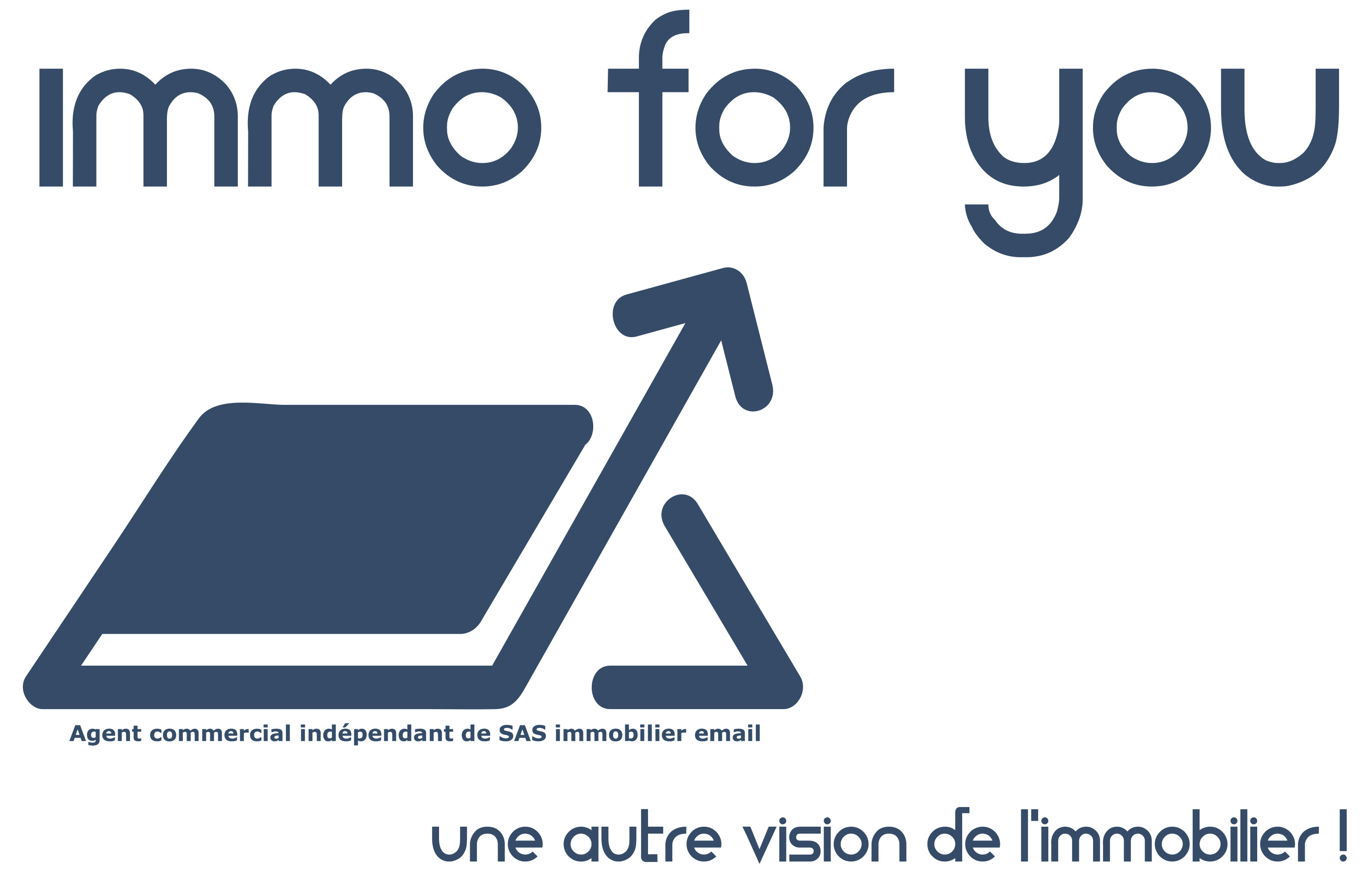 Pascal BOULY, agent commercial indépendant sous l'enseigne : IMMO FOR YOU